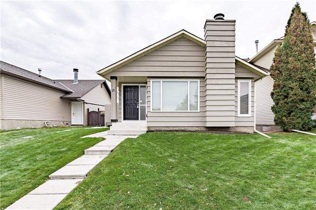 15 Deersaxon RD Se, Calgary Deer Run real estate, Detached Deer Run homes for sale