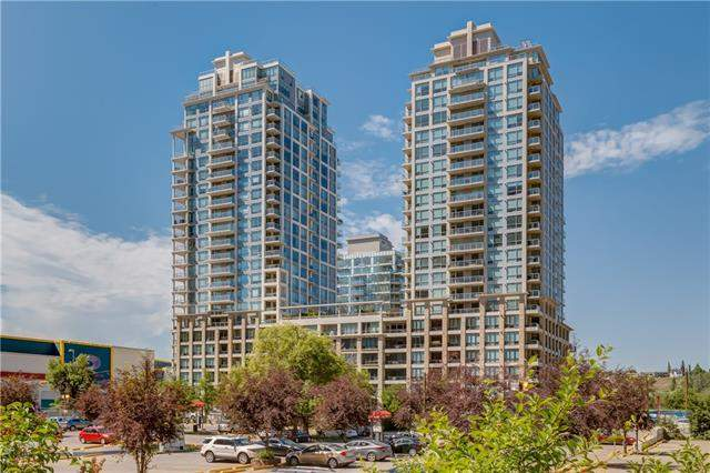 #1926 222 Riverfront AV Sw, Calgary Chinatown real estate, Apartment Chinatown homes for sale