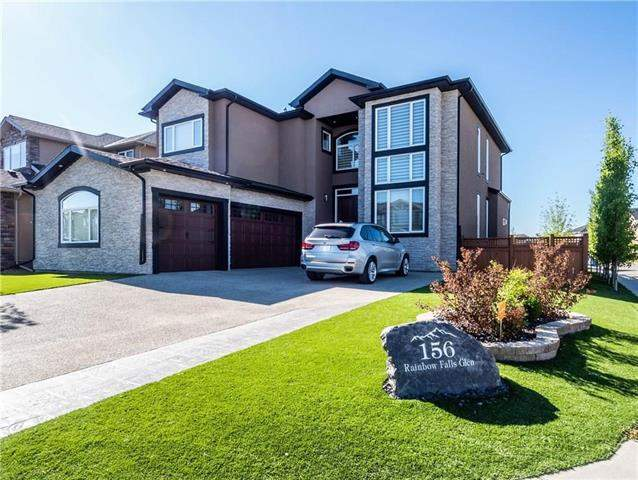 156 Rainbow Falls Gl, Chestermere  Chestermere homes for sale
