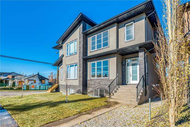 202 25 AV Ne, Calgary  Balmoral homes for sale