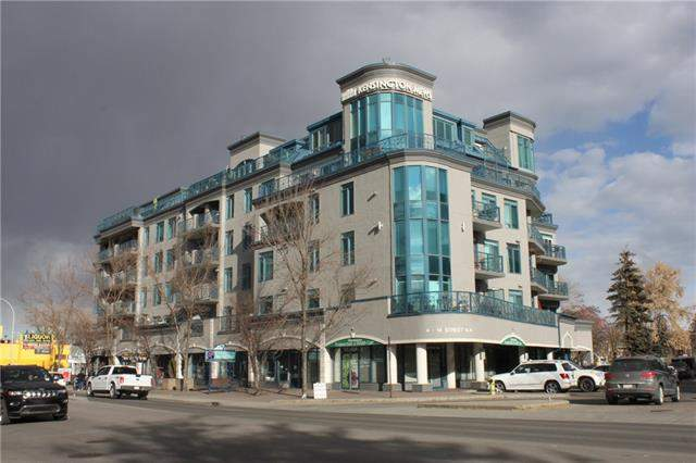 #601 4 14 ST Nw, Calgary Hillhurst real estate, Apartment Kensington/Hillhurst homes for sale