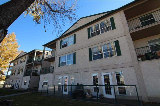 #208 105 7 AV Se, High River Central High River real estate, Apartment Central High River homes for sale