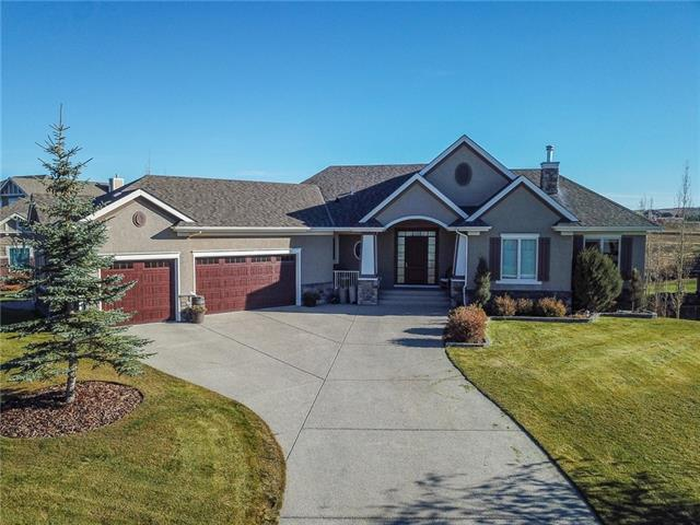 MLS® #C4211370® 52 Montenaro Ba in Monterra Rural Rocky View County Alberta