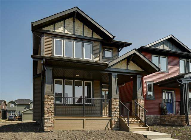 108 Fireside Cr, Cochrane  Fireside homes for sale