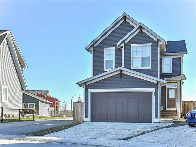 51 Fireside Burrow in Fireside Cochrane MLS® #C4213541