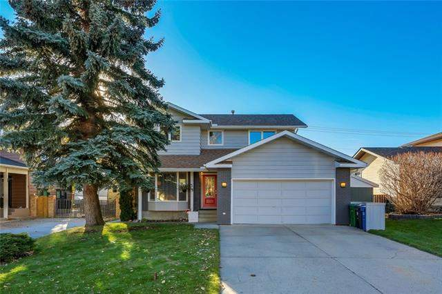 35 Deermeade RD Se in Deer Run Calgary MLS® #C4213559
