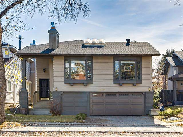 6615 Coach Hill RD Sw in Coach Hill Calgary MLS® #C4213565