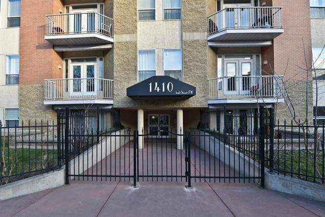 #514 1410 2 ST Sw, Calgary  Connaught homes for sale