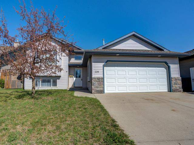 114 Aspen Ci, Strathmore Aspen Creek real estate, Detached Aspen Creek homes for sale