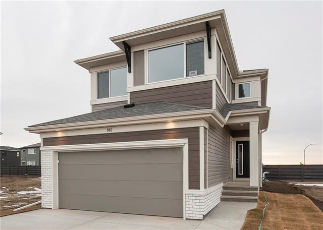 106 Seton Mr Se, Calgary, Seton real estate, Detached Seton homes for sale