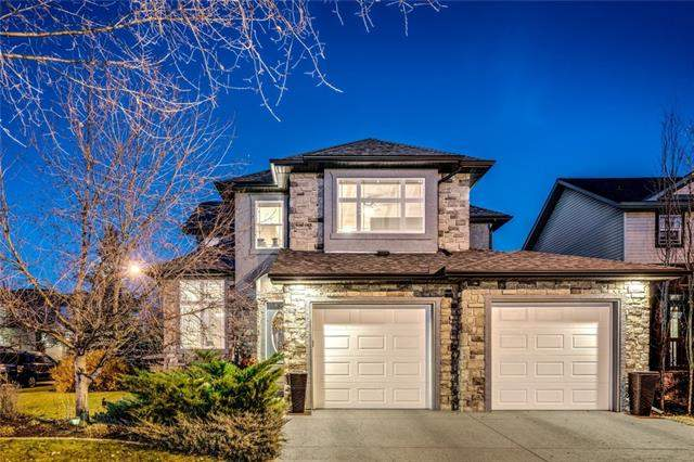 387 Banister Dr in Crystal Shores Okotoks MLS® #C4214039