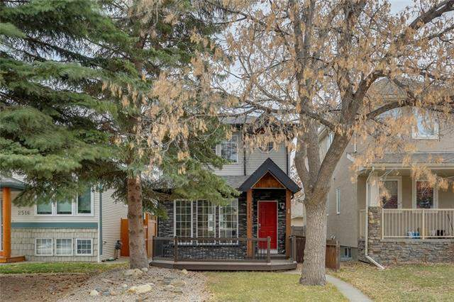 2514 17a ST Nw in Capitol Hill Calgary MLS® #C4214135