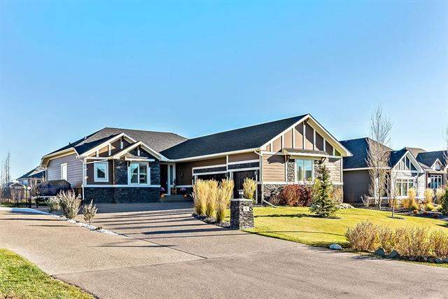8 Cimarron Estates Mr in Cimarron Estates Okotoks MLS® #C4214179
