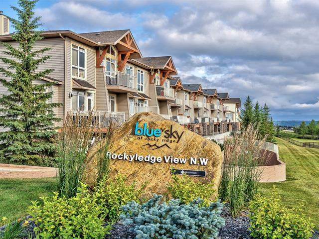 #2 156 Rockyledge Vw Nw, Calgary  Rocky Ridge homes for sale