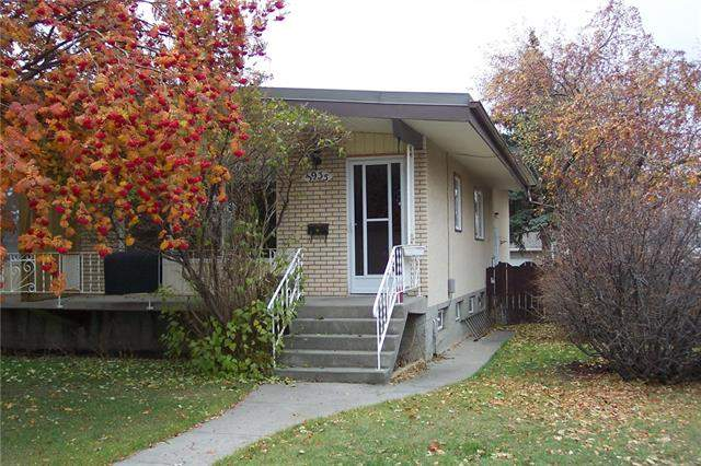 3935 12 AV Sw, Calgary  Rosscarrock homes for sale