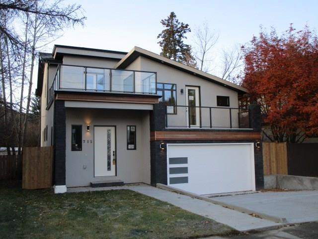 715 29 AV Sw, Calgary  Glencoe homes for sale