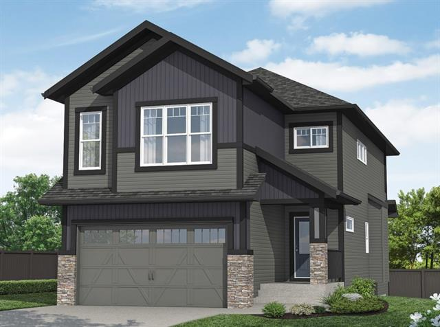 916 Midtown AV Sw in Midtown Airdrie MLS® #C4214299