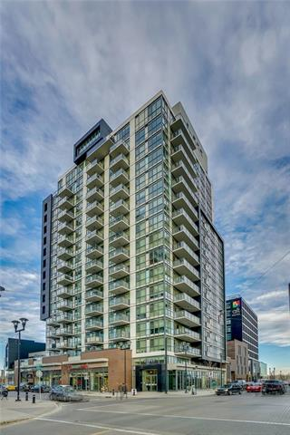 #409 550 Riverfront AV Se, Calgary  Downtown East Village homes for sale