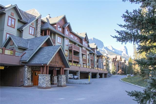 #311 170 Crossbow Pl, Canmore Three Sisters real estate, Apartment Canmore homes for sale