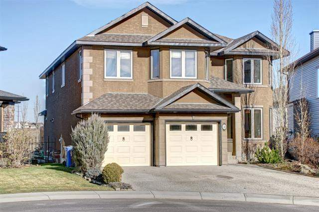 10 West Pointe Mr, Cochrane West Pointe real estate, Detached West Pointe homes for sale