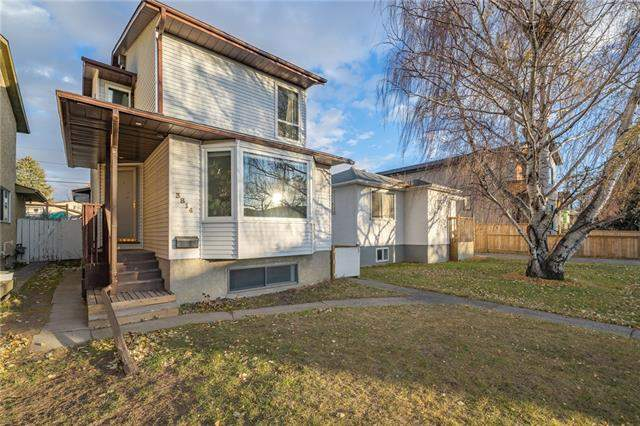 3814 3 ST Nw, Calgary Highland Park real estate, Detached Highland Park homes for sale