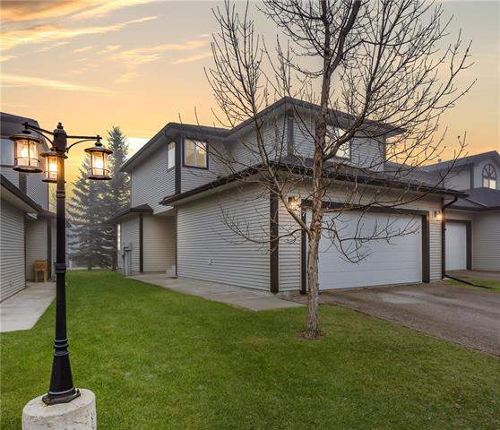 #7 15 Silver Springs WY Nw, Airdrie Silver Creek real estate, Attached Silver Creek homes for sale
