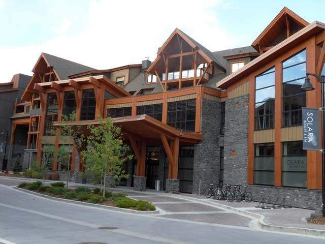#115 187 Kananaskis Wy in Bow Valley Trail Canmore MLS® #C4214735