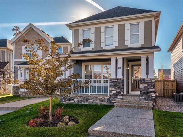 21 West Coach PL Sw, Calgary  Wentworth homes for sale