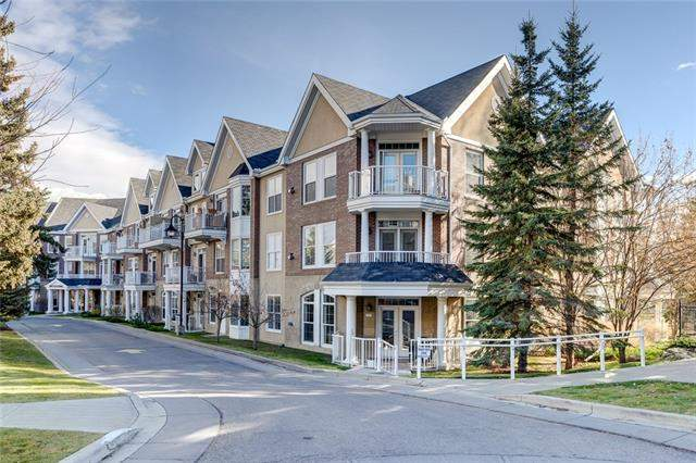 #153 3000 Marda Li Sw, Calgary Garrison Woods real estate, Apartment Garrison Woods homes for sale