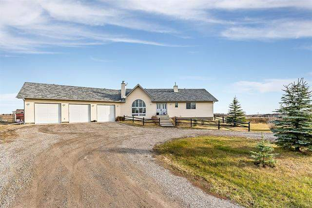 #100 5054 274 AV W in None Rural Foothills M.D. MLS® #C4214800
