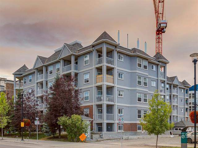 #202 630 8 AV Se, Calgary Downtown East Village real estate, Apartment Downtown East Village homes for sale