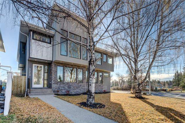 2640 28 ST Sw, Calgary Killarney/Glengarry real estate, Attached Killarney homes for sale