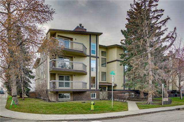 #108 239 6 AV Ne, Calgary Crescent Heights real estate, Apartment Crescent Heights homes for sale