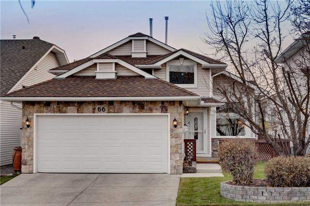 66 Citadel Gd Nw, Calgary  Citadel homes for sale