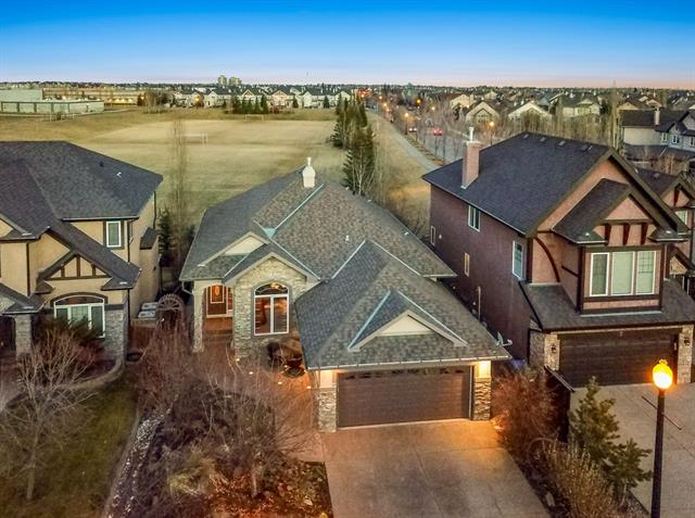 11 Wentworth Ht Sw, Calgary West Springs real estate, Detached West Springs homes for sale