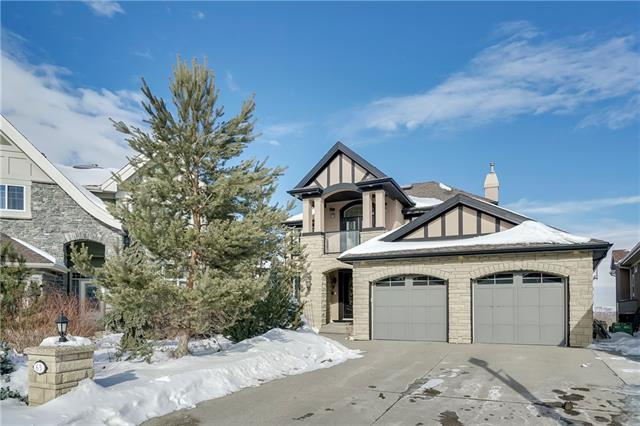 63 Cougar Plateau Ci Sw, Calgary Cougar Ridge real estate, Detached Cougar Ridge homes for sale