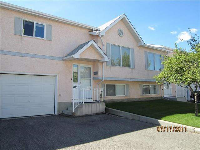 106 Fairway Vw, High River, High River Golf Course real estate, Attached High River Golf Course homes for sale