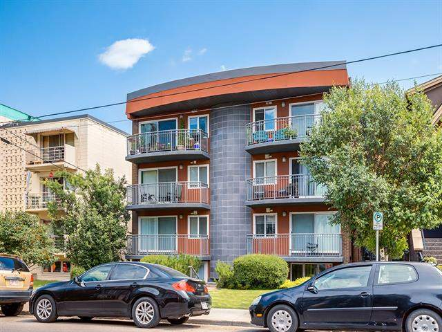 #303 1730 7 ST Sw, Calgary Lower Mount Royal real estate, Apartment Lower Mount Royal homes for sale