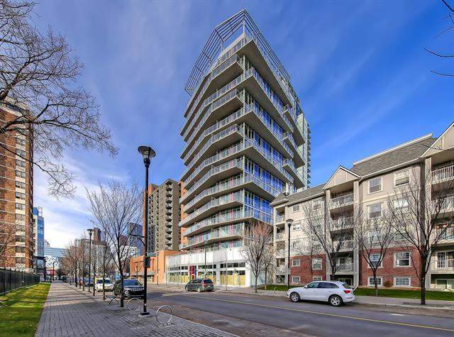 #409 624 8 AV Se, Calgary Downtown East Village real estate, Apartment Downtown East Village homes for sale