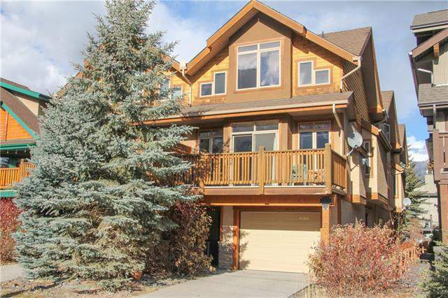 #2 821 4th St, Canmore South Canmore real estate, Attached South Canmore homes for sale