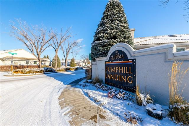 29 Pump Hill Ld Sw, Calgary, Pump Hill real estate, Attached Pump Hill homes for sale