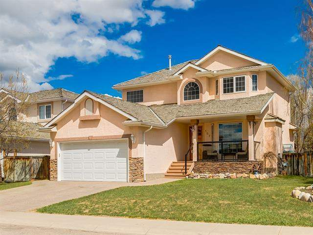 MLS® #C4215312 107 West Terrace Cr T4C 1R9 Cochrane