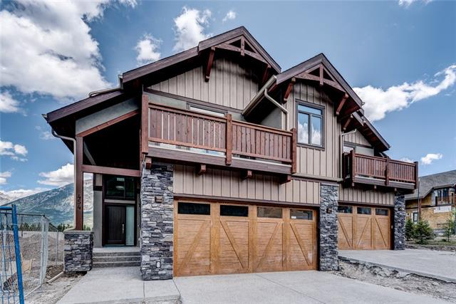 454 Stewart Creek Cl, Canmore Three Sisters real estate, Attached Canmore homes for sale