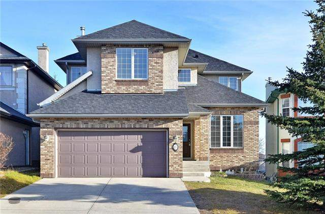 25 Simcrest Gv Sw, Calgary Signal Hill real estate, Detached Signature Parke homes for sale