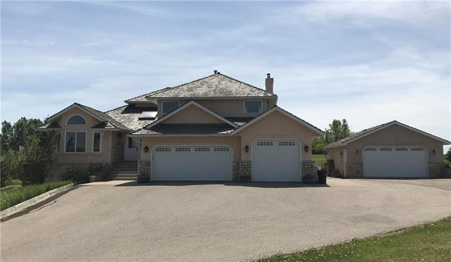 11 Country Lane Dr in Country Lane Estates Rural Rocky View County MLS® #C4215445
