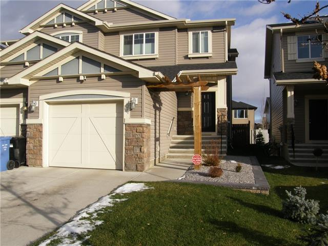 54 Brightoncrest Gv Se, Calgary New Brighton real estate, Attached New Brighton homes for sale