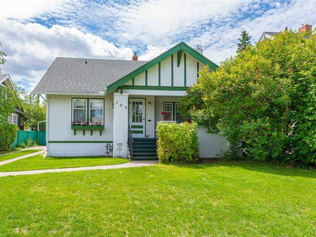 109 Scarboro AV Sw, Calgary Scarboro real estate, Detached Upper Scarboro homes for sale