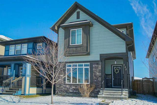 102 Walden CR Se in Walden Calgary MLS® #C4215466