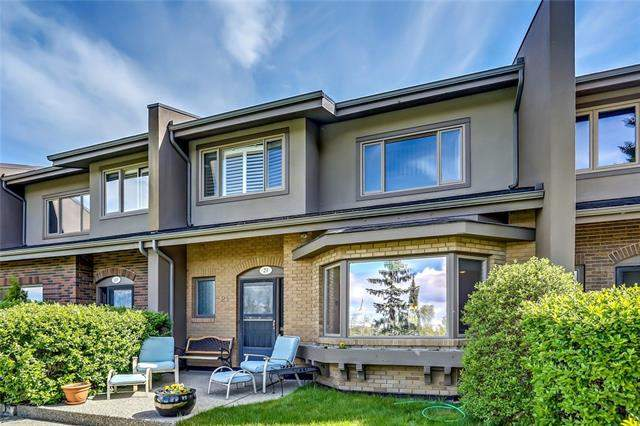 #21 3201 Rideau PL Sw, Calgary Rideau Park real estate, Attached Rideau Park homes for sale