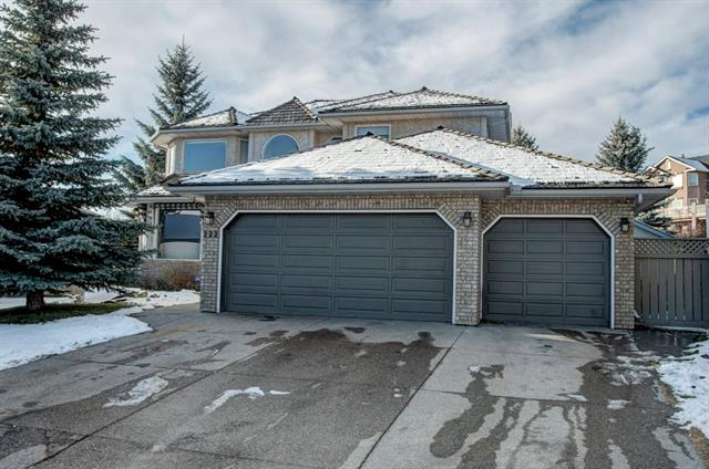 222 Signal Hill PT Sw, Calgary Signal Hill real estate, Detached Sienna Hill homes for sale